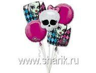 А БУКЕТ ШАРОВ Monster High P75